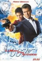 Die Another Day - Italian Teaser movie poster (xs thumbnail)
