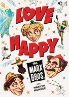 Love Happy - DVD cover (xs thumbnail)