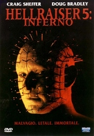Hellraiser: Inferno - Italian Movie Cover (xs thumbnail)