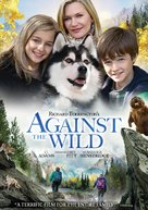 Against the Wild - Canadian DVD cover (xs thumbnail)