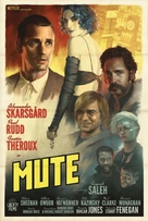 Mute - Movie Poster (xs thumbnail)