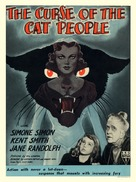 The Curse of the Cat People - British Movie Poster (xs thumbnail)