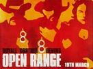 Open Range - British Movie Poster (xs thumbnail)