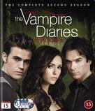 """""""The Vampire Diaries"""" - Danish Blu-Ray movie cover (xs thumbnail)"""