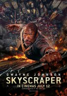 Skyscraper -  Movie Poster (xs thumbnail)