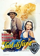 South of Suez - Italian Movie Poster (xs thumbnail)