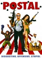 Postal - DVD cover (xs thumbnail)