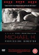 Michael Haneke - Porträt eines Film-Handwerkers - British DVD cover (xs thumbnail)