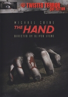 The Hand - DVD cover (xs thumbnail)