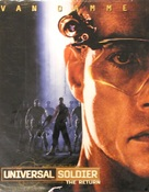 Universal Soldier 2 - Japanese DVD cover (xs thumbnail)