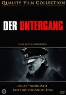 Der Untergang - Dutch Movie Cover (xs thumbnail)
