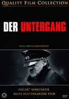 Der Untergang - Dutch Movie Cover (xs thumbnail)