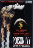 Poison Ivy - German Movie Cover (xs thumbnail)