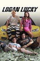 Logan Lucky - Movie Cover (xs thumbnail)