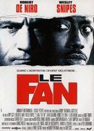 The Fan - French Movie Poster (xs thumbnail)