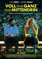 Run & Jump - German Movie Poster (xs thumbnail)