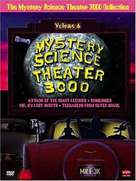 """Mystery Science Theater 3000"" - DVD movie cover (xs thumbnail)"
