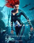 Aquaman - British Movie Poster (xs thumbnail)