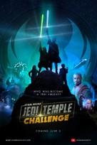 """Star Wars: Jedi Temple Challenge"" - Movie Poster (xs thumbnail)"