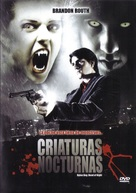 Dylan Dog: Dead of Night - Mexican Movie Cover (xs thumbnail)
