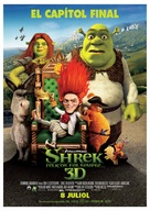 Shrek Forever After - Andorran Movie Poster (xs thumbnail)