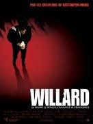 Willard - French Movie Poster (xs thumbnail)