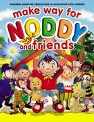 """Make Way for Noddy"" - Blu-Ray movie cover (xs thumbnail)"