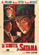 Alias Nick Beal - Italian Movie Poster (xs thumbnail)