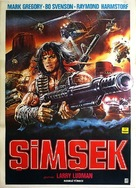 Thunder - Turkish Movie Poster (xs thumbnail)