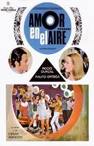 Amor en el aire - Argentinian Movie Poster (xs thumbnail)