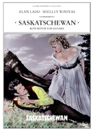 Saskatchewan - German Movie Cover (xs thumbnail)