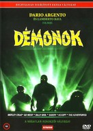 Demoni - Hungarian Movie Cover (xs thumbnail)