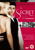 Un secret - British Movie Cover (xs thumbnail)
