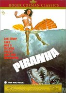 Piranha - Movie Cover (xs thumbnail)