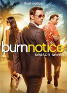 """Burn Notice"" - DVD cover (xs thumbnail)"