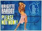 La bride sur le cou - British Movie Poster (xs thumbnail)