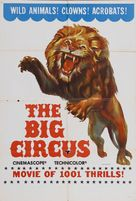 The Big Circus - Movie Poster (xs thumbnail)