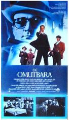 The Untouchables - Swedish Movie Poster (xs thumbnail)