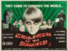 Children of the Damned - British Movie Poster (xs thumbnail)