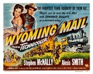 Wyoming Mail - Movie Poster (xs thumbnail)