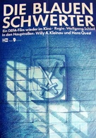 Blauen Schwerter, Die - German Re-release poster (xs thumbnail)