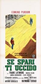 Cuatreros, Los - Italian Movie Poster (xs thumbnail)