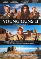 Young Guns 2 - Turkish Movie Poster (xs thumbnail)