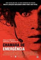 The Call - Brazilian Movie Poster (xs thumbnail)