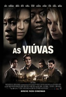 Widows - Brazilian Movie Poster (xs thumbnail)