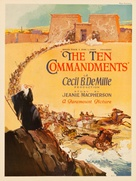 The Ten Commandments - poster (xs thumbnail)