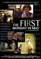 The First Monday in May - Spanish Movie Poster (xs thumbnail)