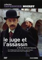 Juge et l'assassin, Le - French DVD cover (xs thumbnail)