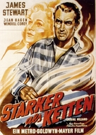 Carbine Williams - German Movie Poster (xs thumbnail)