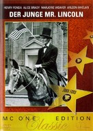 Young Mr. Lincoln - German Movie Cover (xs thumbnail)